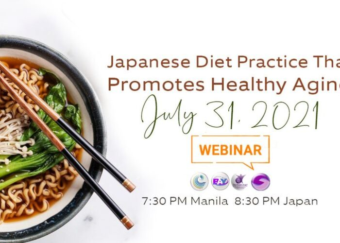 Japanese Diet Practice That Promotes Healthy Aging